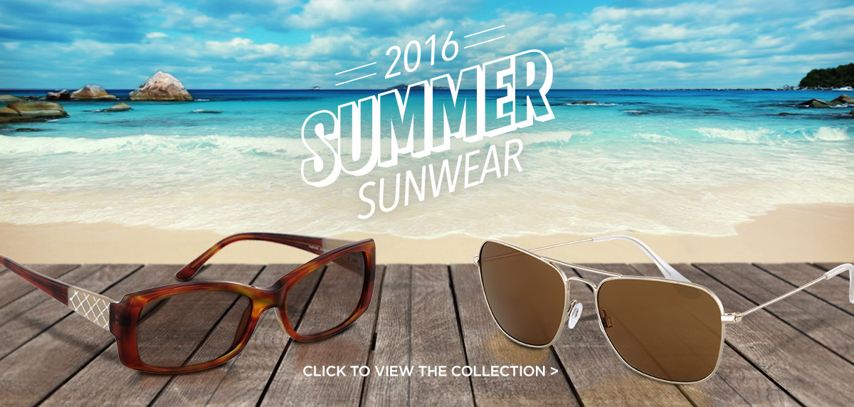 2016 JCPenney Optical Summer Sunwear Collection