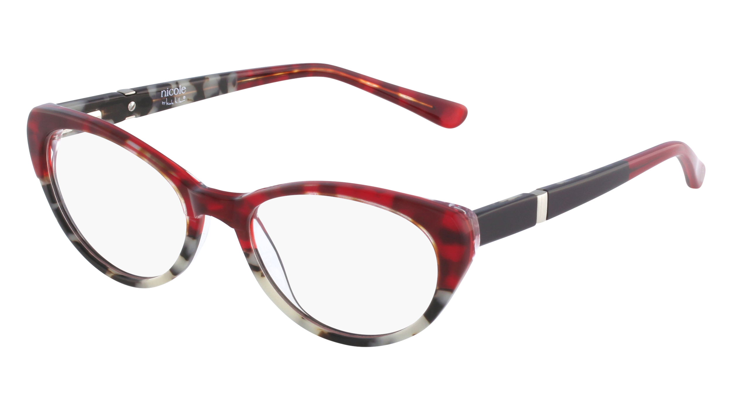 nicole by Nicole Miller Square Glasses - JCPenney Optical ...